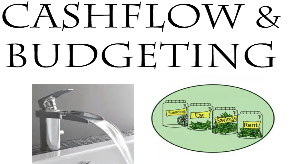 Bookkeeping and Accounting Cashflow and Budgeting